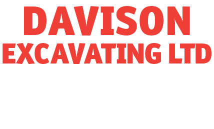 Davison Excavating Ltd logo