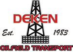 Deken Oilfield Transport Ltd logo