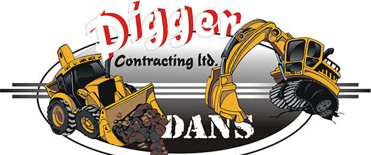 Digger Dan's Contracting Ltd logo