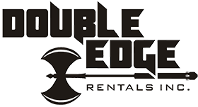 Double Edge Rentals Inc logo