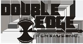 Double Edge Rentals Inc logo