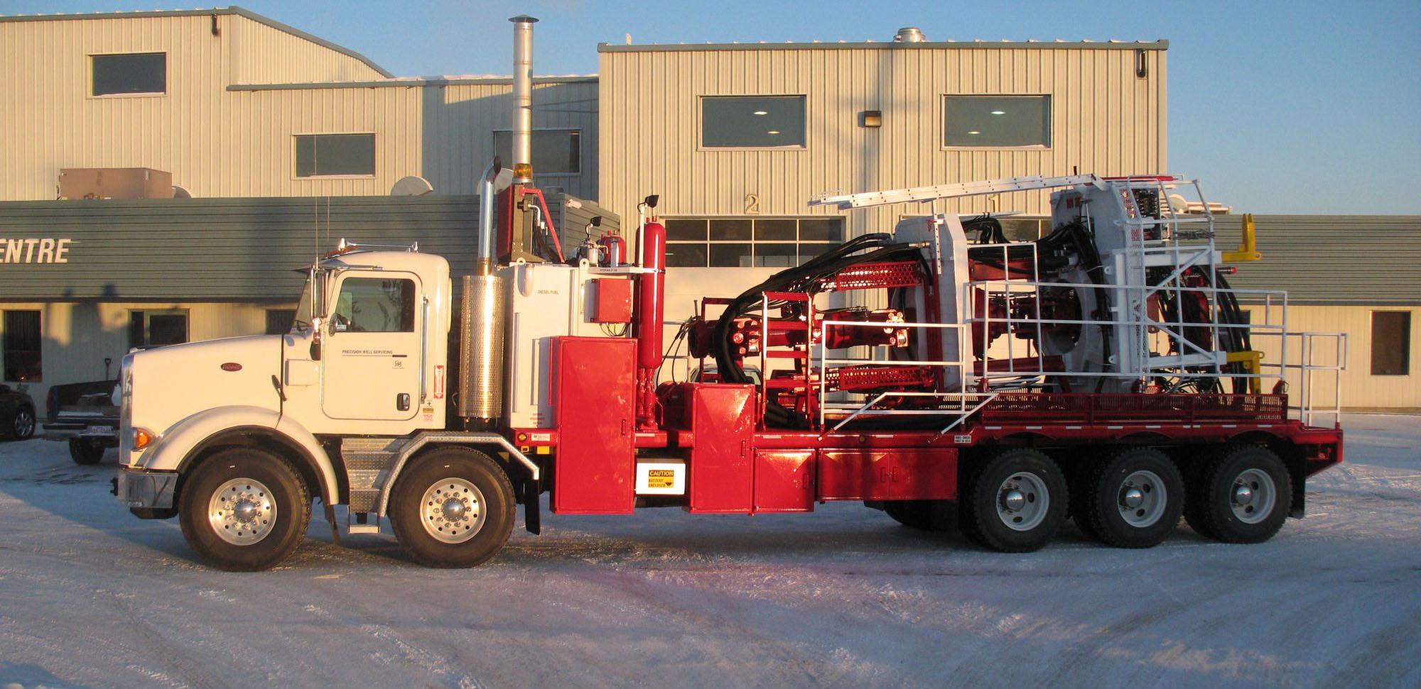 Photo uploaded by Edmonton Fabrication Centre