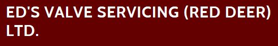 Ed's Valve Servicing (Red Deer) Ltd logo