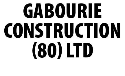 Gabourie Construction (80) Ltd logo