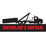Greenslade's Disposal logo