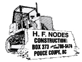 H F Nodes Construction Ltd logo
