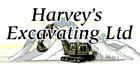 Harvey's Excavating Ltd logo