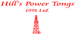 Hill'S Power Tongs (1991) Ltd logo