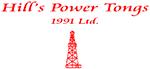 Hill's Power Tongs (1991) Ltd logo