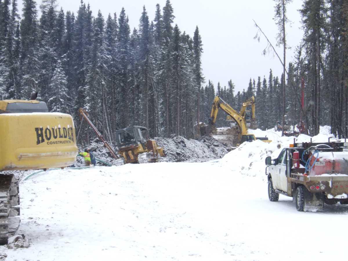 Photo uploaded by Houlder Construction Ltd