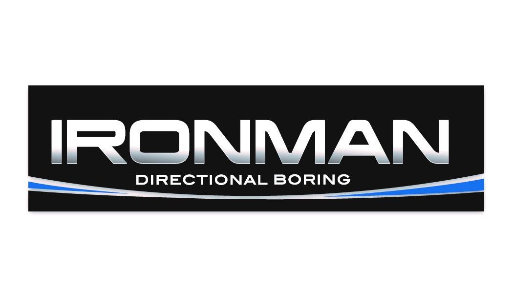 Ironman Directional Boring logo