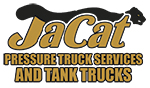 JaCat Pressure Truck Services And Tank Trucks logo