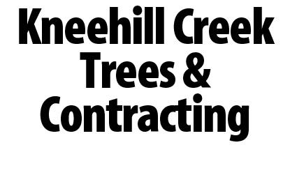 Kneehill Creek Trees & Contracting logo