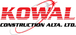 Kowal Construction Alta Ltd logo