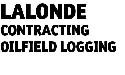 Lalonde Contracting Oilfield Logging logo