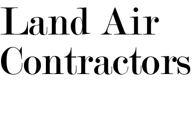 Land Air Contractors logo