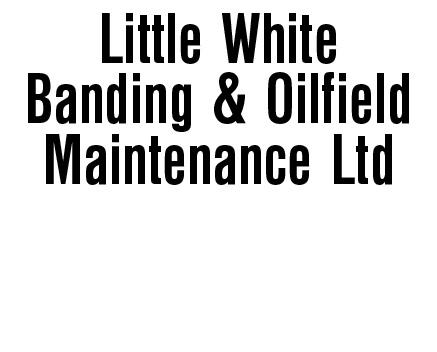 Little White Banding & Oilfield Maintenance Ltd logo