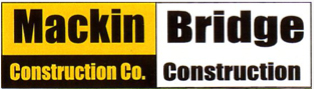 Mackin Bridge Construction Co logo