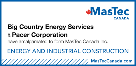 Yellow Pages Ad of Mastec Canada