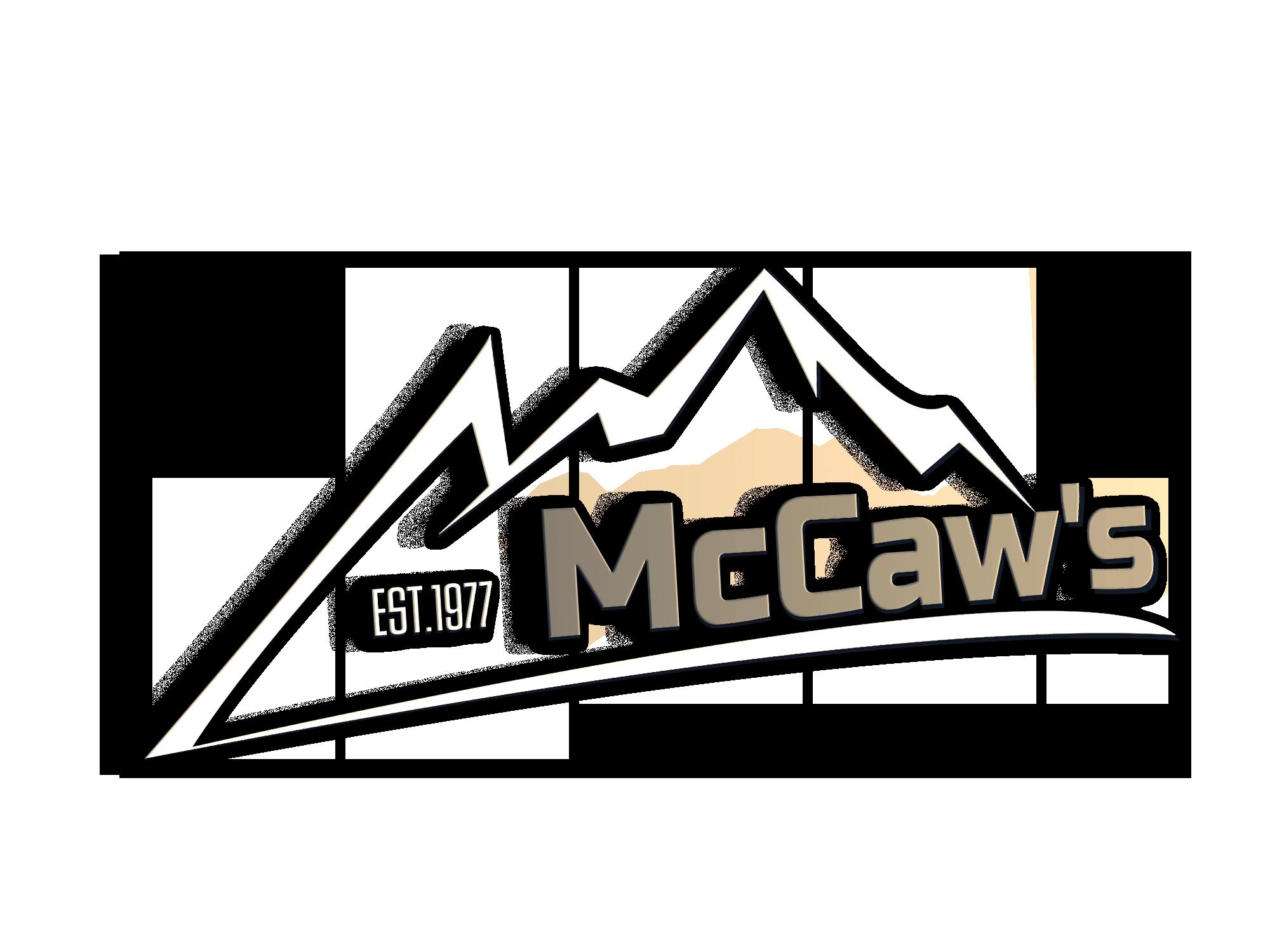 McCaw's Drilling & Blasting Ltd logo