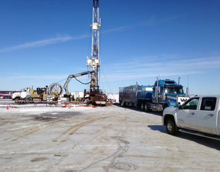 Photo uploaded by Mike's Oilfield Services Ltd
