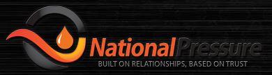 National Pressure logo