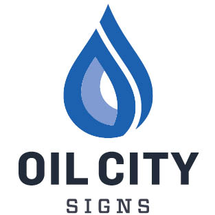 Oil City Signs logo