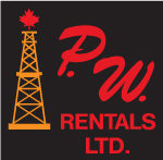 P W Rentals Ltd logo