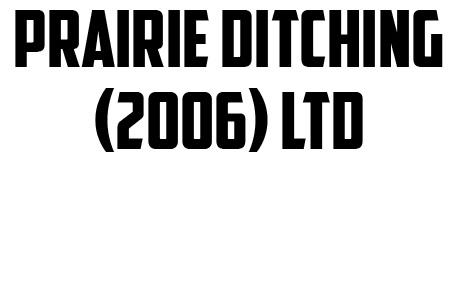 Prairie Ditching (2006) Ltd logo