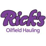 Rick's Oilfield Hauling logo