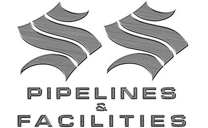 S S Pipelines logo