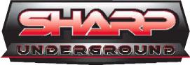 Sharp Underground logo