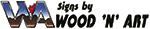 Signs by WOOD 'N' ART logo