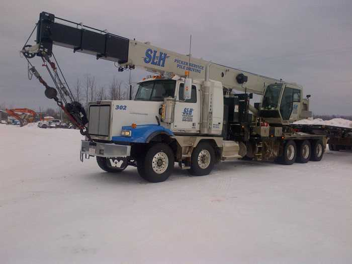 Photo uploaded by Slh Picker Service & Pile Driving