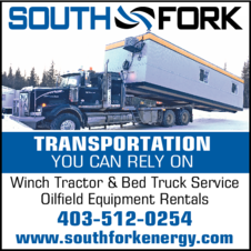 Yellow Pages Ad of South Fork Energy Services