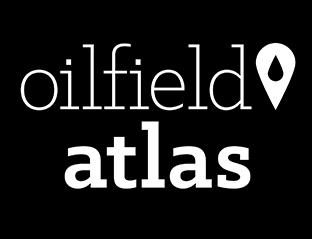 The Oilfield Atlas logo