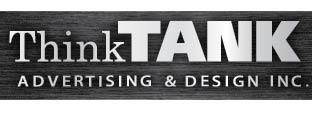 ThinkTANK Advertising & Design Inc logo