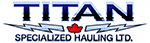Titan Specialized Hauling Ltd logo