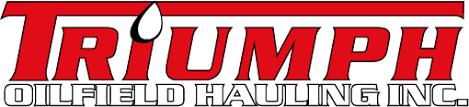 Triumph Oilfield Hauling Inc logo