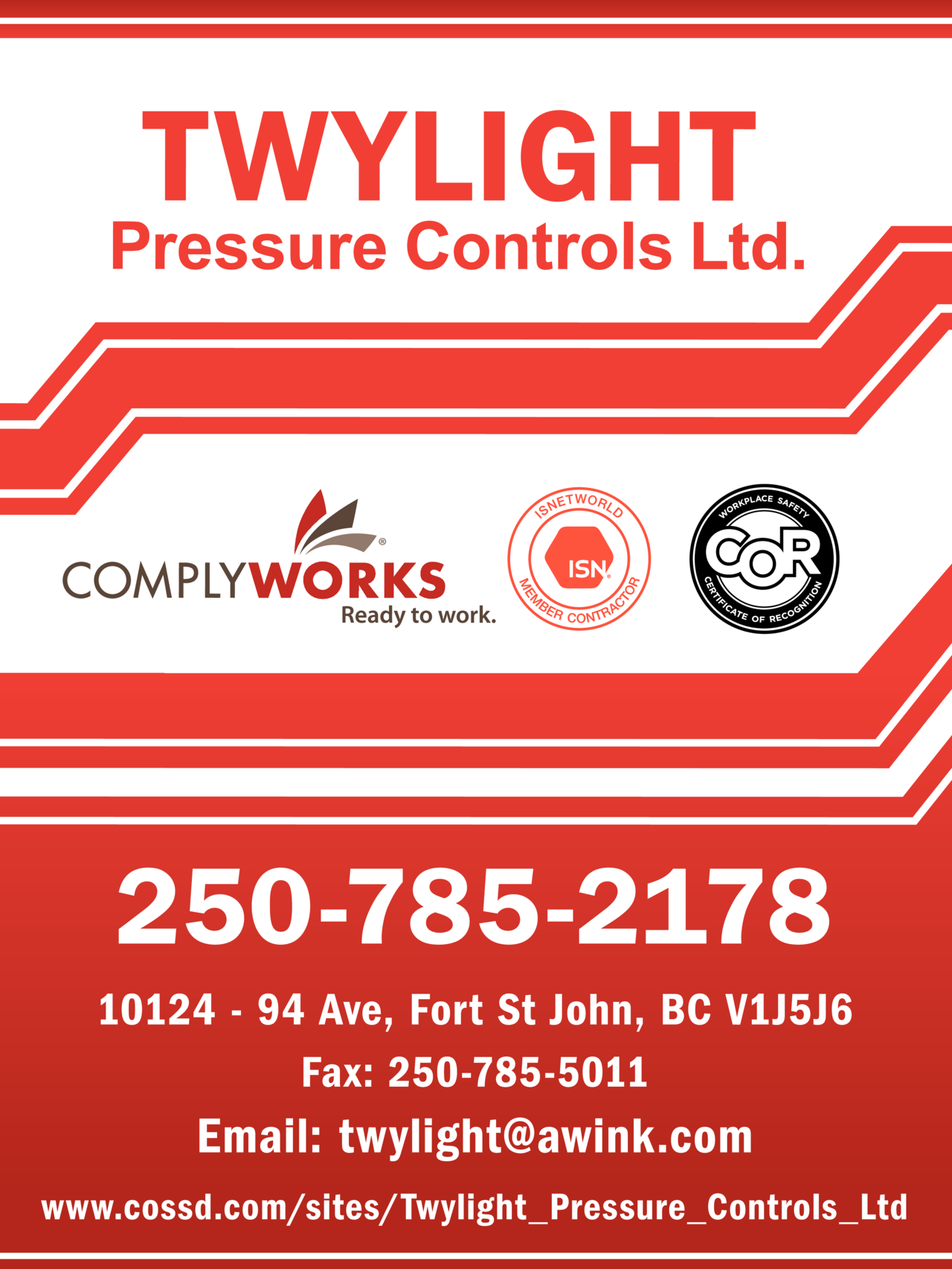 Advertise Banner for https://www.cossd.com/sites/Twylight_Pressure_Controls_Ltd
