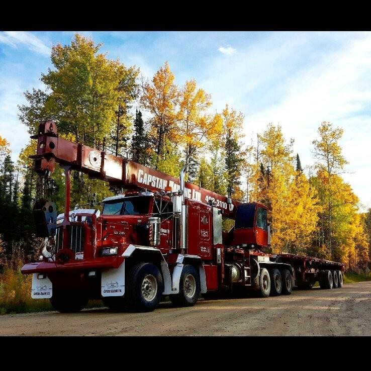 Photo uploaded by Capstan Hauling Ltd