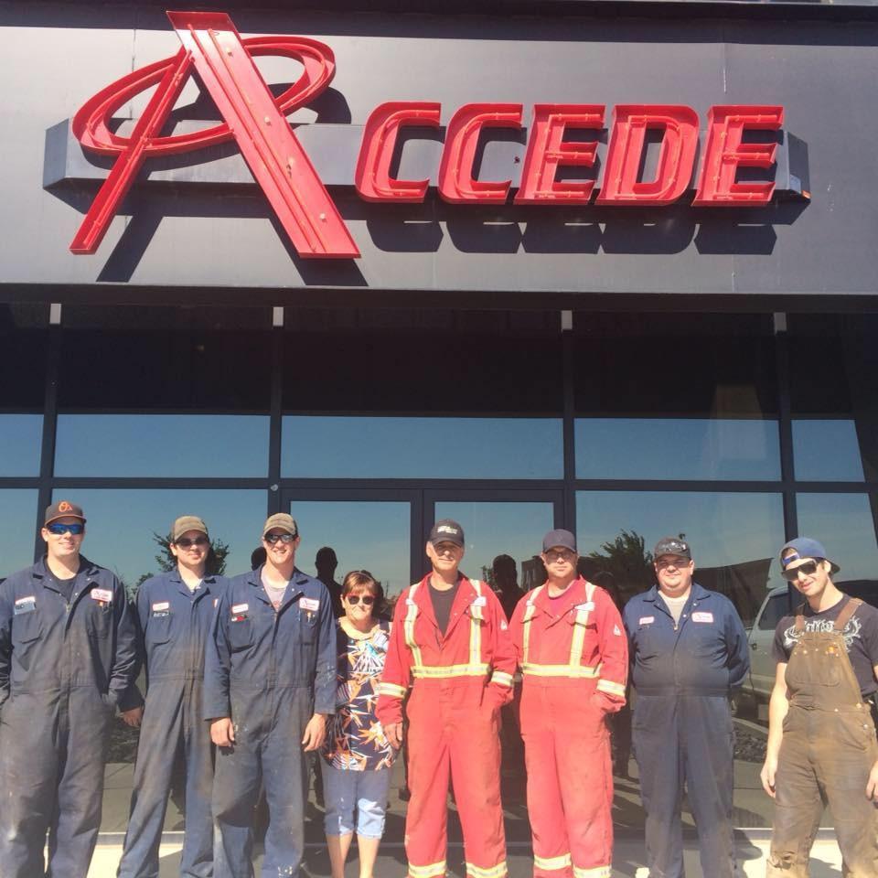 Accede Energy Services logo