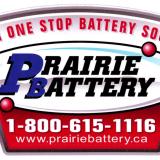 Prairie Battery logo