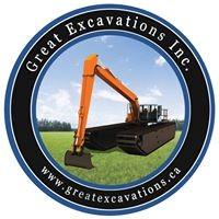 Great Excavations Inc logo