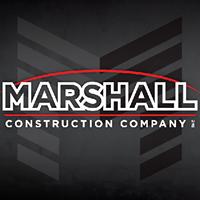 Marshall Construction Company logo