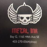 Metal Ink logo