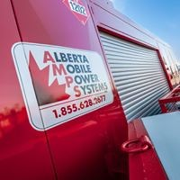 Alberta Mobile Power Systems logo