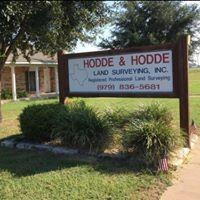 Hodde & Hodde Land Surveying Inc logo