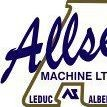 Allsett Machine Ltd logo