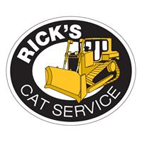 Rick'S Cat Service logo
